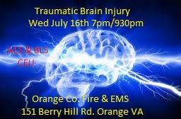 OCFEMS Traumatic Brain Injury Lecture