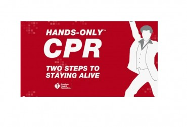 Hands-Only CPR Event