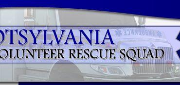 Spotsylvania Volunteer Rescue Squad – EMT Basic