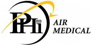 full PHI Air Medical logo