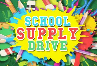 """Equipped to Learn"" Supply Drive"